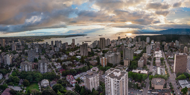 the west end, image by craigveroni.ca