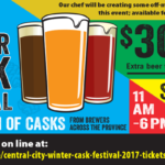 Central City Winter Cask Festival