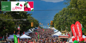 Italian Day on the Drive 2017