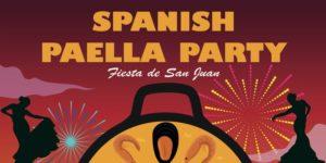 Spanish Paella Party