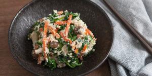 Vegetarian Japanese Cooking