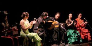 Flamenco, Tango and Wine