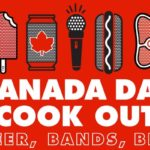 canada day cook out