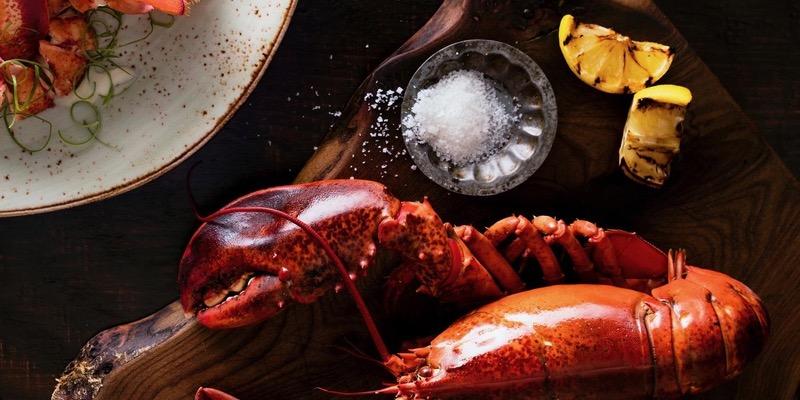 sunday seafood dinner series