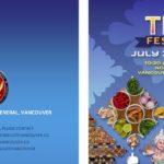 thai festival vancouver 2017