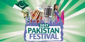 Pakistan Festival 2017