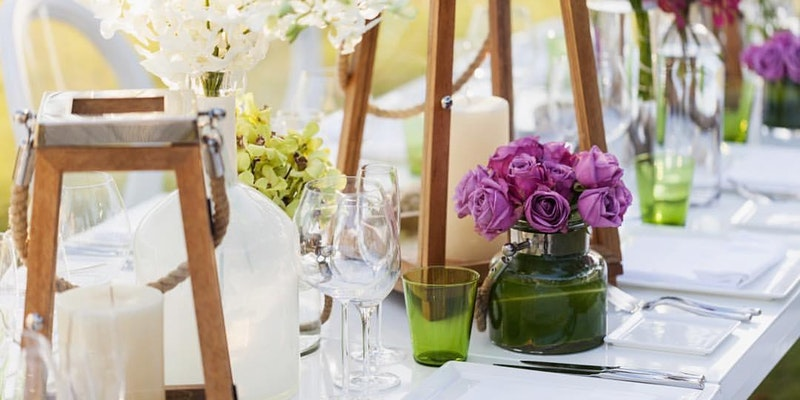Urban Vineyard Long Table Dinner