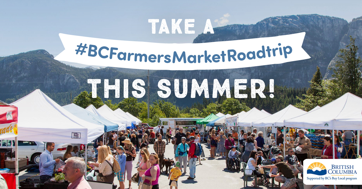 bc farmers' markets