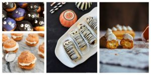Eclairs and Cream Puff - Halloween Special