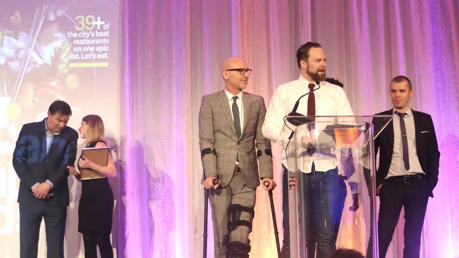 Restaurant Awards 2018