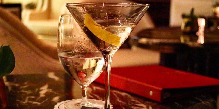 martini challenge