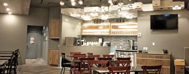 Weirdo Cafe