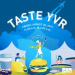 #TasteYVR