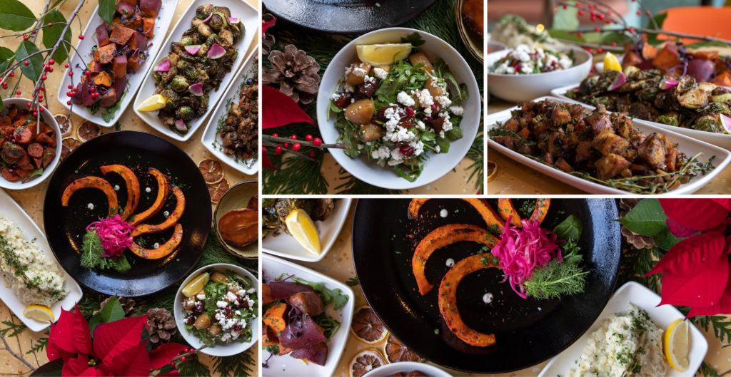 Nuba's Holiday Side Dish Package